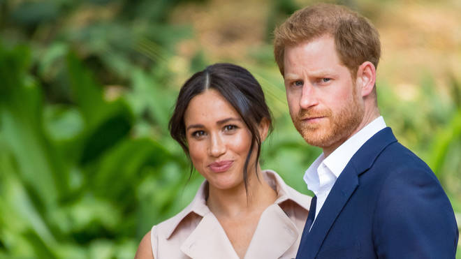Meghan and Harry are currently embattled in legal action against a number of news organisations