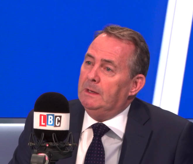 "Liam Fox: ""I&squot;m All In Favour Of A People&squot;s Vote - It&squot;s Called A General Election"""