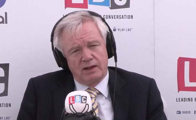 "David Davis: ""Letwin Amendment Is A Carefully Disguised Wrecking Amendment"""