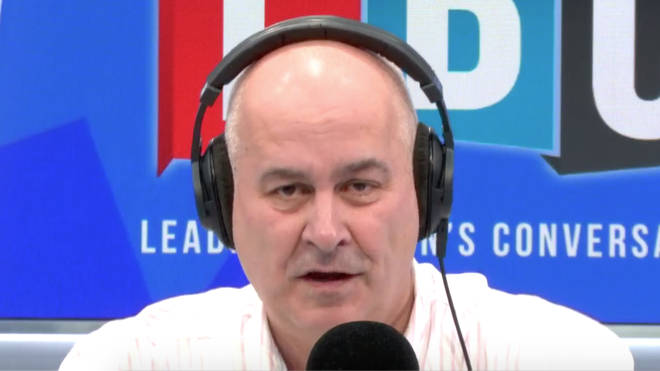 Iain Dale had an angry row with Peter