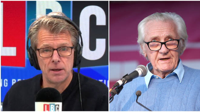 "Lord Heseltine Accuses Boris Johnson Of &squot;Flouting Laws&squot; and ""Spiv"" Tactics"
