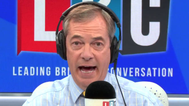 Nigel Farage Explains Why He Thinks Boris Johnson's Deal Isn't Really Brexit