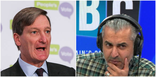 Dominic Grieve Tells Maajid Nawaz Why A General Election Wouldn't Resolve Brexit