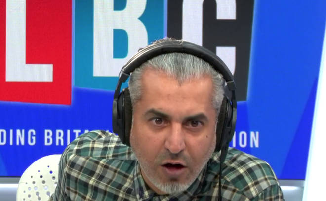 Maajid Nawaz Responds To Scottish Independence Supporters Who Trolled Him