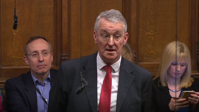 The Benn Act stipulated that the PM must request an extension if no deal is agreed