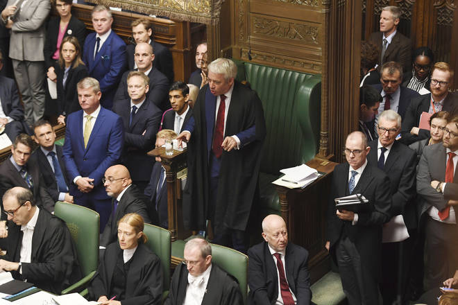The House of Commons is set for another week of upheaval