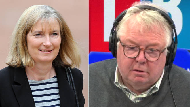 Nick Ferrari challenged Sarah Wollaston over a second referendum