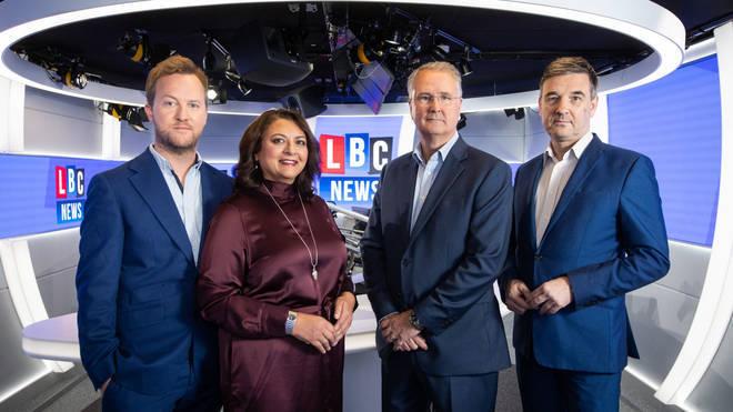 The LBC News team