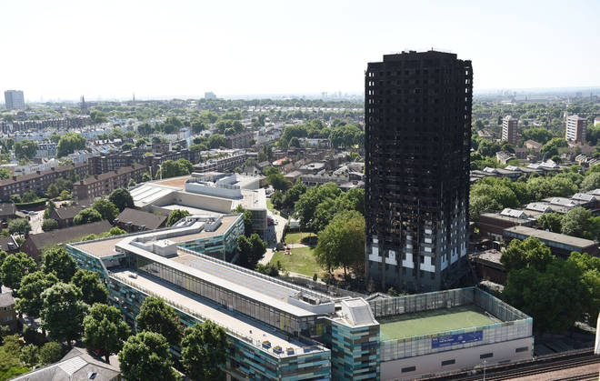 The Grenfell Tower fire killed 72 people and injured 70.