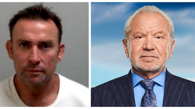 A burglar has been ordered to pay Lord Alan Sugar £170,000 in compensation