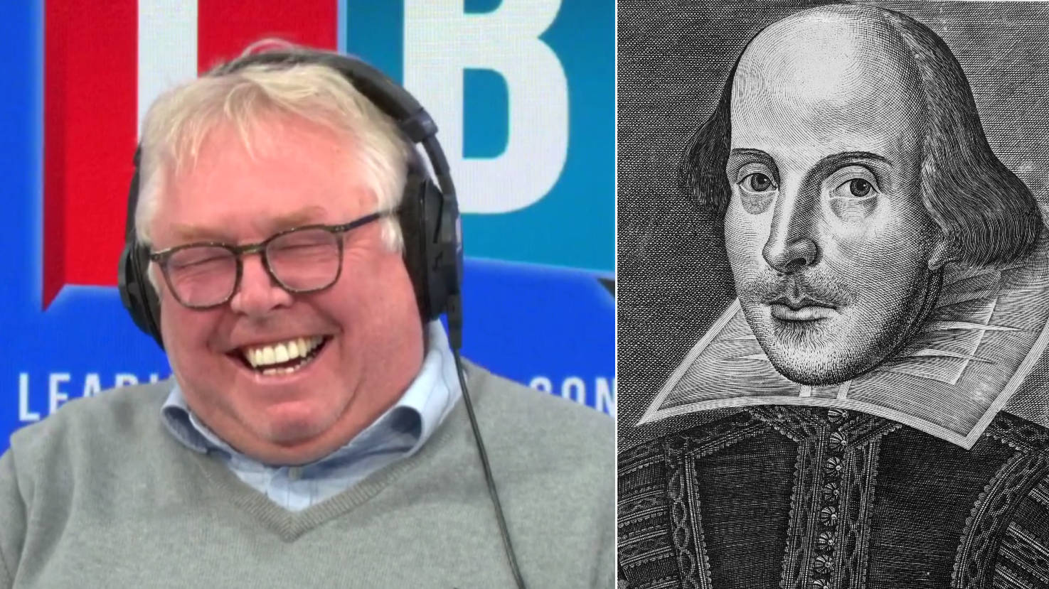 Shakespeare Would Have Been A Remainer, Professor Tells Nick Ferrari