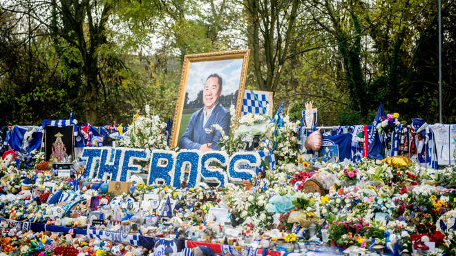 Many tributes have been made to the late owner