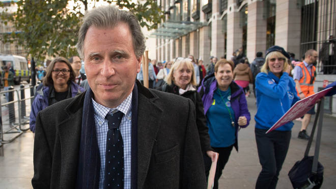 A amendment by Oliver Letwin forced the government to ensure the legislation is completed before the UK leaves the EU