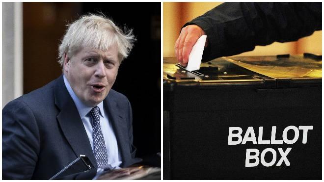Boris Johnson to push for general election