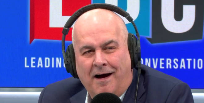 Iain Dale was surprised by Ian Lavery's comments