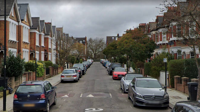 The incident happened on Lynette Avenue in Clapham on Tuesday evening
