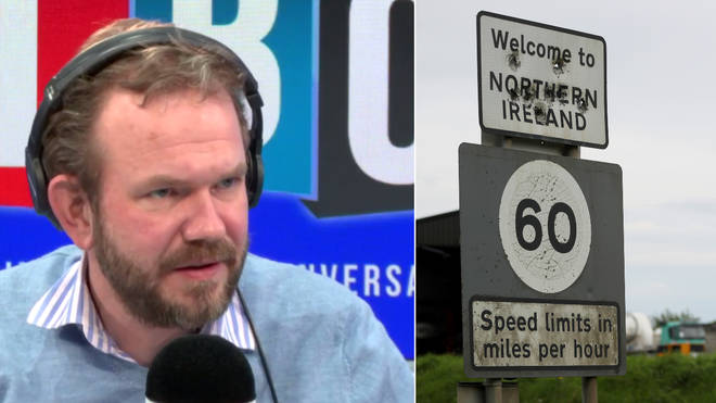 James O'Brien and Theo Usherwood explained the government's Irish customs plans