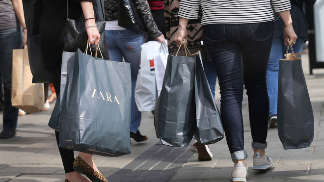 The figures come amid a tough year for the high street