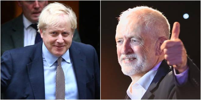 Boris Johnson has written to Jeremy Corbyn about a General Election