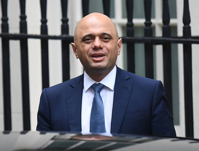 Sajid Javid was supposed to do the Budget on November 6