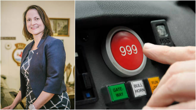 Women are being urged to call 999 if catcalled in the street