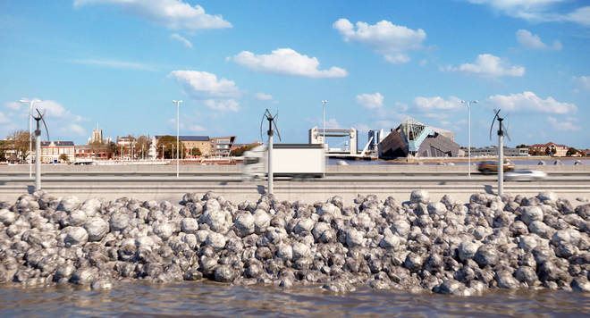 Plans for the ambitious £1.5 billion lagoon project in Hull
