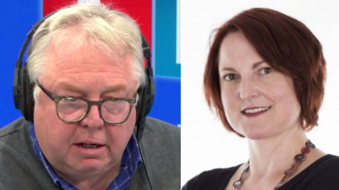 Nick Ferrari clashed with the Police Commissioner of Devon & Cornwall