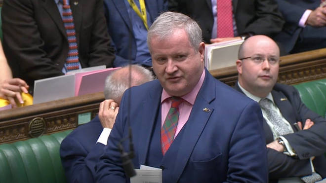 "Ian Blackford wants an election ""as early as possible"""