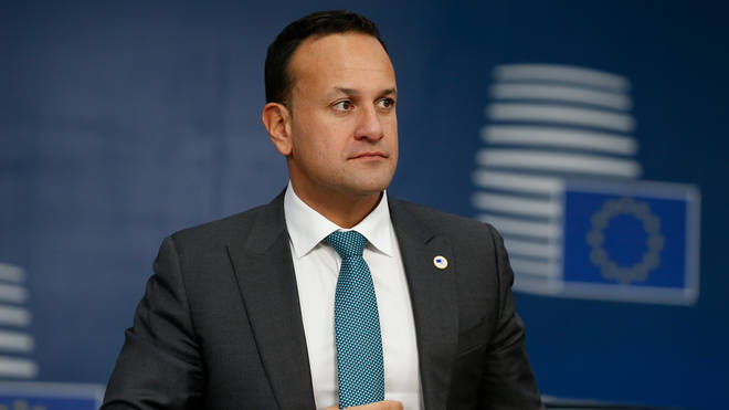 "The Taoiseach said he would only want a united Ireland ""in accordance with the Good Friday Agreement"""