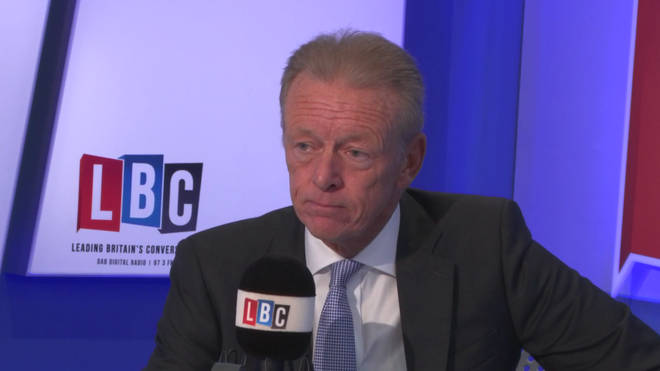 Lord Hogan-Howe on LBC