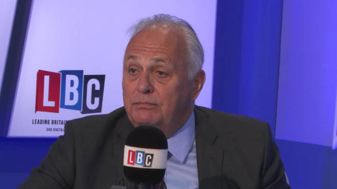 Lord Malloch-Brown on LBC