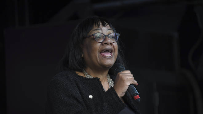 "Diane Abbott said her party needs an ""explicit commitment"" of No Deal being ruled out"