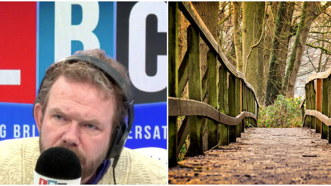 Caller Believes Everything Boris Johnson Says, So James O'Brien Tries To Sell Him A Bridge