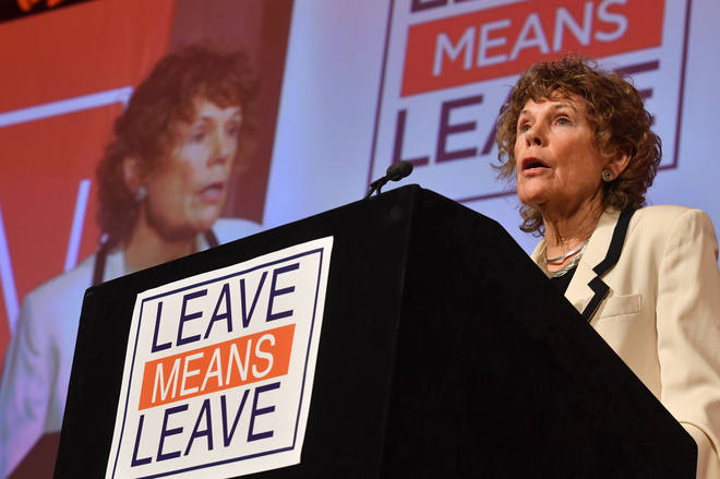 Labour MP Kate Hoey Tells LBC She Won't Rule Out Defecting To Brexit Party