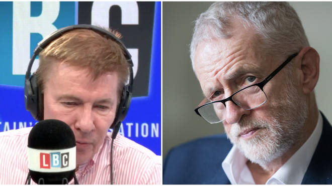 Angry Caller Accuses LBC Of Always Blaming Corbyn, Andrew Pierce Shuts Him Down