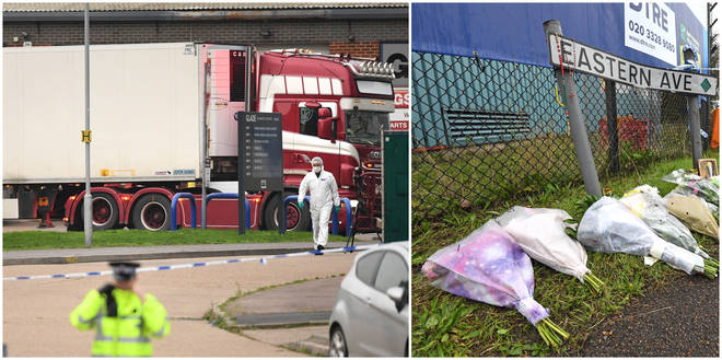 Vietnamese Trafficking Expert Explains Why Essex Lorry Victims Paid To Get To UK