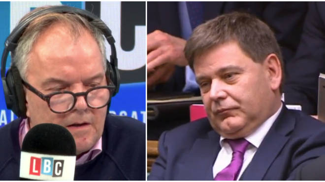 Andrew Bridgen Argues For An Election To Rid Parliament Of Tory Rebels