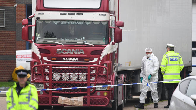 The driver of the lorry has been charged with manslaughter
