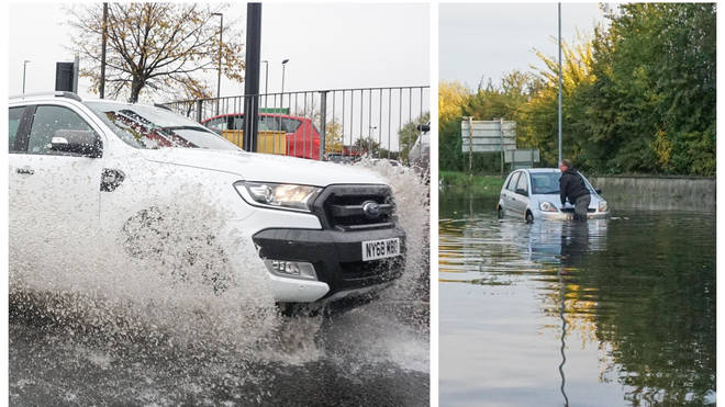Flood waters have brought misery to many across the UK
