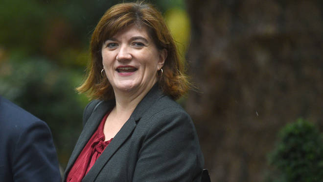 Culture Secretary Nicky Morgan dismissed the move as a 'stunt