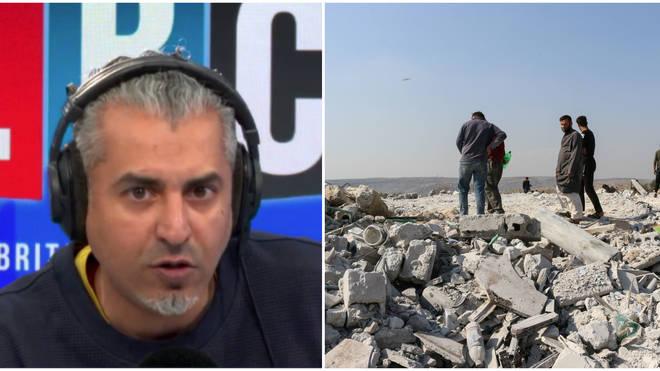Maajid Nawaz Reacts To Trump Announcement Of Abu Bakr Al-Baghdadi Death