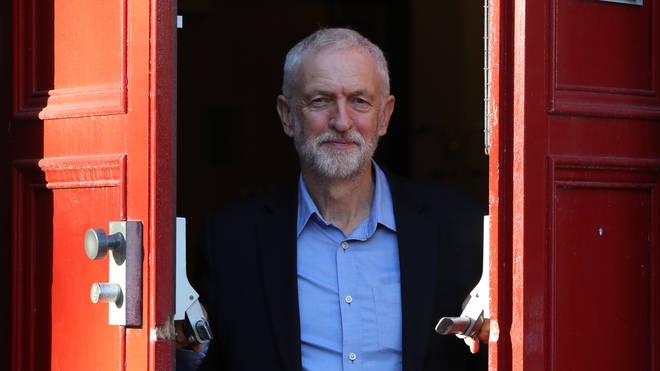 Jeremy Corbyn has ruled out the possibility of making a pact with any rival parties in the run up to a general election