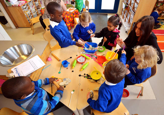 Parents are leaving their jobs because of the rising costs of childcare