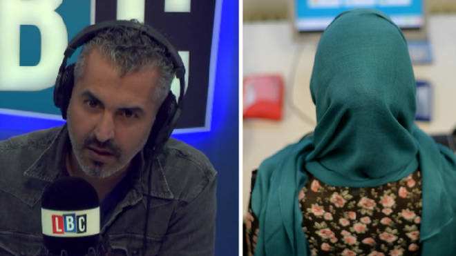 Maajid Nawaz lays down why making young Muslim girls wear headscarves is child abuse.