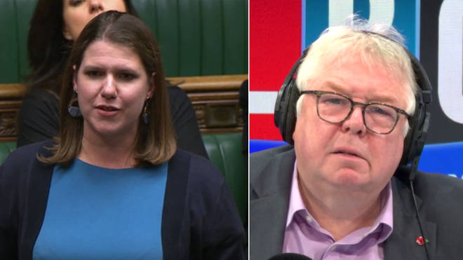 Nick Ferrari heard from a former Lib Dem advisor about Jo Swinson's offer
