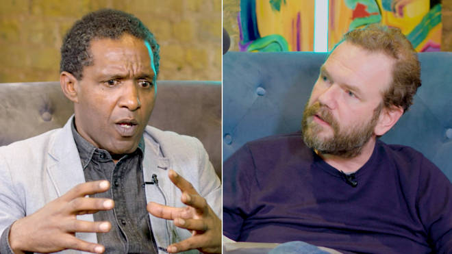 Lemn Sissay was James O'Brien's guest on Full Disclosure