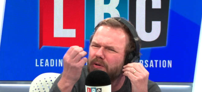 James O'Brien Laments State Of British Politics
