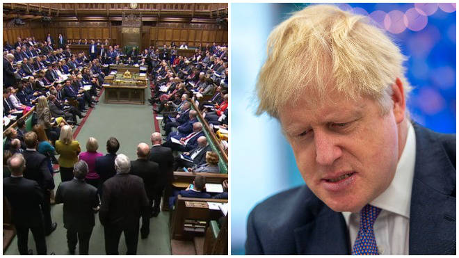 MPs vote against government's election plan