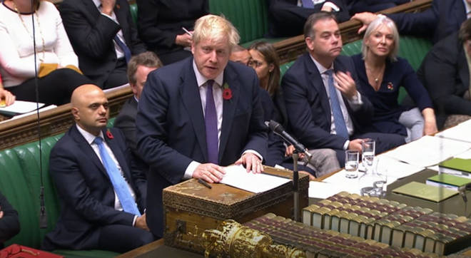 Boris Johnson's Plan For A 12 December General Election Defeated
