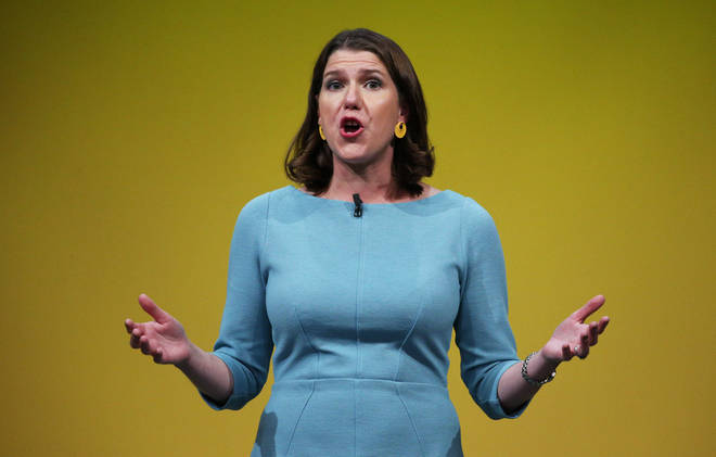 "Swinson said she wanted to stop Johnson from ""ramming through his Brexit Bill"" and remove any ""wriggle room"" he had around his proposals."
